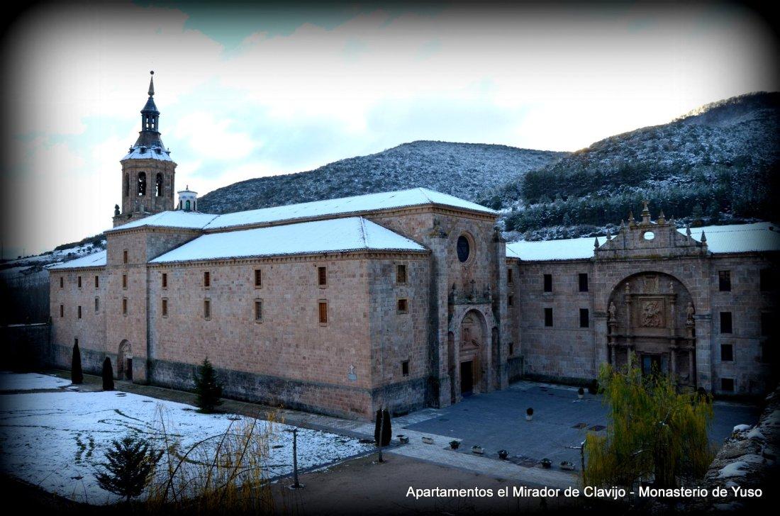Ruta de los monasterios en La Rioja