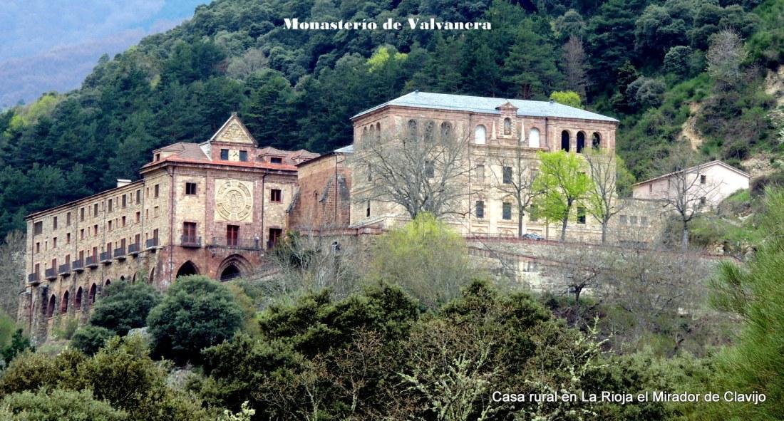 Monasterios en La Rioja, Monasterio de Valvanera
